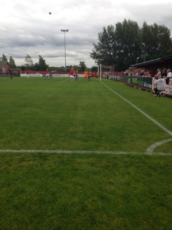 Spot the ball at Ilkeston