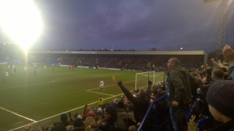 Power pulls one back for Tranmere.