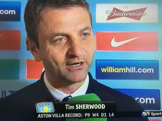 Tim Sherwood's record was mysteriously missing a 'win ratio' column.
