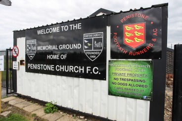 Match day at The Memorial Ground (image courtesy of Andy Nunn)